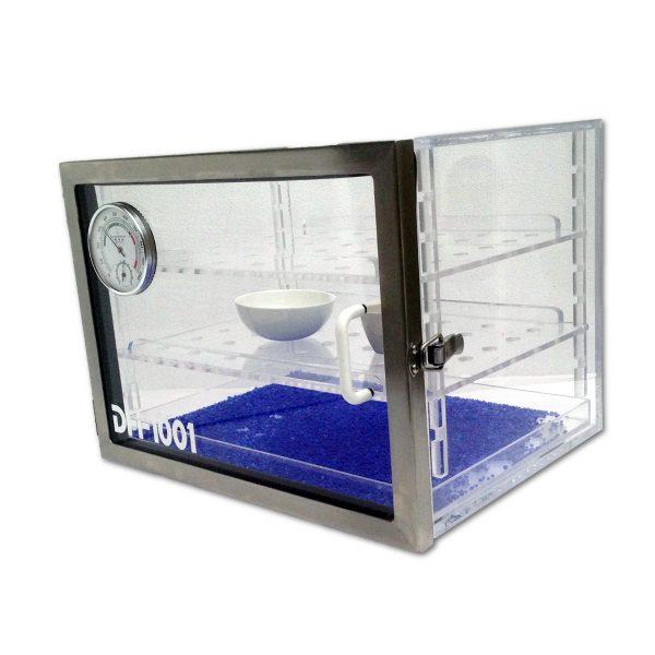 Gabinete desecador modelo DH-1001 deposición horizontal