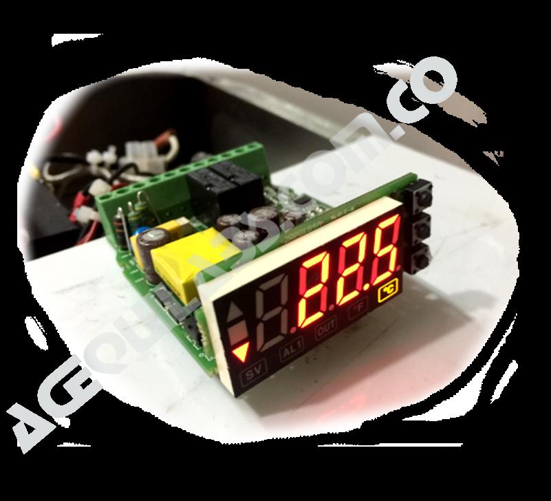Control de temperatura PID