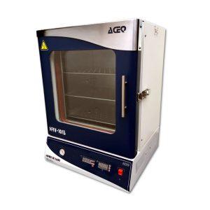 Estufa De Vacio De Laboratorio Modelo HRV-1015 de 36 Lts
