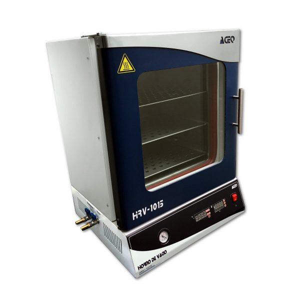 Horno De Vacio De Laboratorio Modelo HRV-1016 De 75 Lts