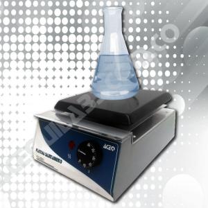 Placa de calentamiento de laboratorio