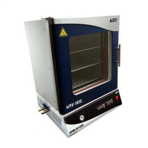 Horno De vacío Para Laboratorio Serie HRV