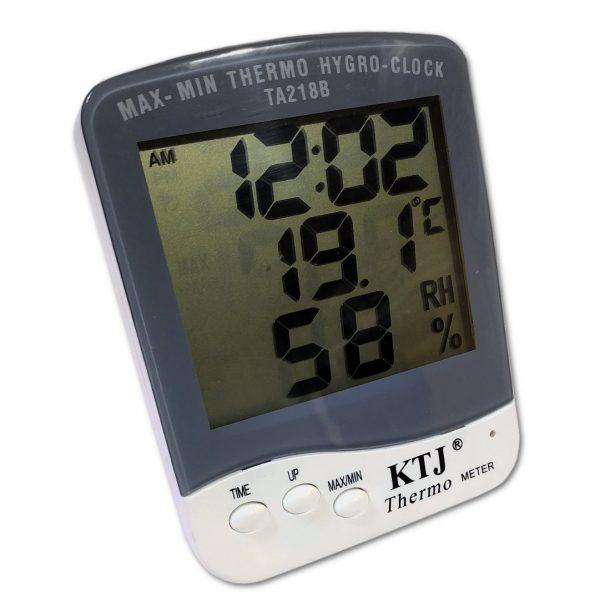 TermoHigrometro digital calibrado